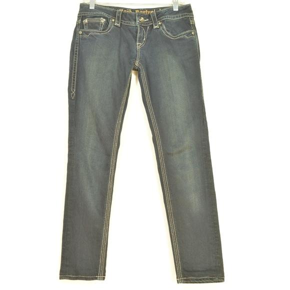 Rock Revival Denim - Rock Revival jeans 28 x 28 Jacklyn Super Skinny a